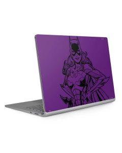 Batgirl Comic Pop Surface Book 2 15in Skin