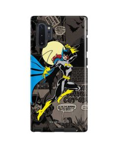 Batgirl Mixed Media Galaxy Note 10 Plus Pro Case