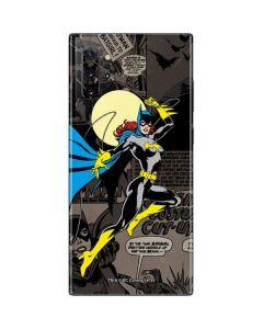 Batgirl Mixed Media Galaxy Note 10 Plus Skin