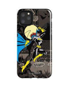 Batgirl Mixed Media iPhone 11 Pro Max Impact Case