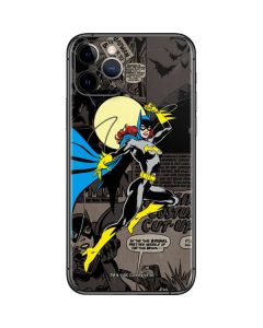 Batgirl Mixed Media iPhone 11 Pro Skin