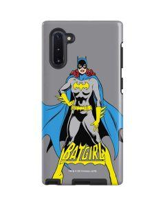 Batgirl Portrait Galaxy Note 10 Pro Case