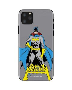 Batgirl Portrait iPhone 11 Pro Max Skin