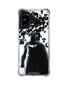 Batman and Bats Galaxy S20 FE Clear Case