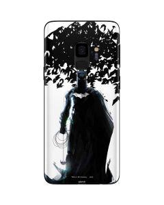 Batman and Bats Galaxy S9 Skin