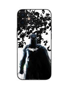 Batman and Bats iPhone 12 Mini Skin
