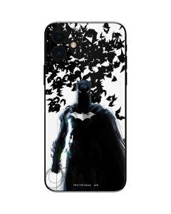 Batman and Bats iPhone 12 Skin