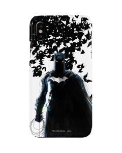 Batman and Bats iPhone XS Max Lite Case