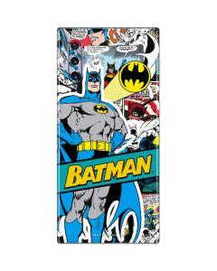 Batman Comic Book Galaxy Note 10 Skin