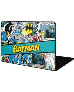 Batman Comic Book Google Pixelbook Go Skin