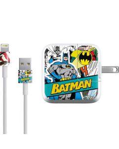 Batman Comic Book iPad Charger (10W USB) Skin