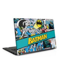 Batman Comic Book Dell Latitude Skin