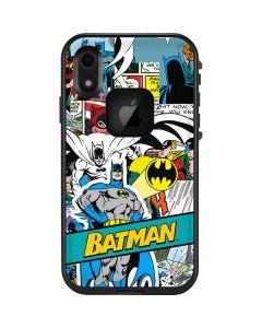 Batman Comic Book LifeProof Fre iPhone Skin