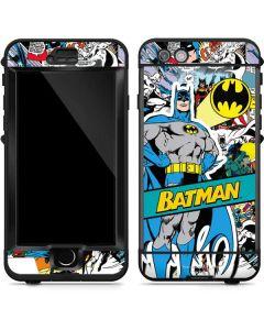 Batman Comic Book LifeProof Nuud iPhone Skin