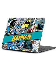 Batman Comic Book Apple MacBook Pro 13-inch Skin