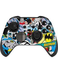 Batman Comic Book Xbox Elite Wireless Controller Series 2 Skin