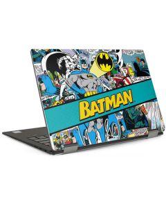 Batman Comic Book Dell XPS Skin