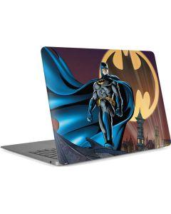 Batman in the Sky Apple MacBook Air Skin