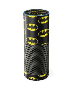 Batman Logo All Over Print Amazon Echo Skin