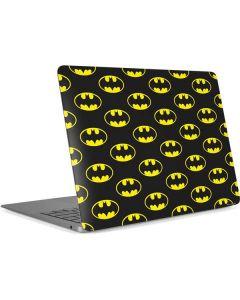 Batman Logo All Over Print Apple MacBook Air Skin