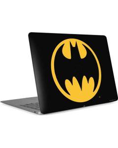 Batman Logo Apple MacBook Air Skin