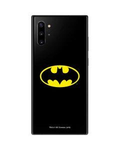 Batman Official Logo Galaxy Note 10 Plus Skin