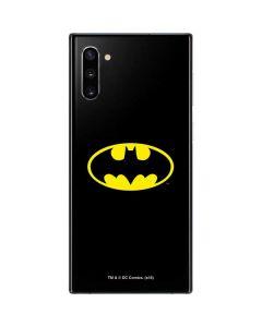 Batman Official Logo Galaxy Note 10 Skin