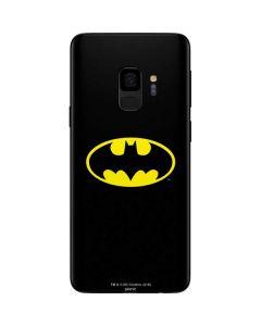 Batman Official Logo Galaxy S9 Skin