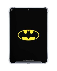 Batman Official Logo iPad 10.2in (2019-20) Clear Case