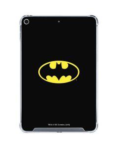 Batman Official Logo iPad Mini 5 (2019) Clear Case