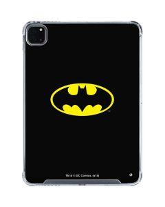 Batman Official Logo iPad Pro 11in (2020) Clear Case