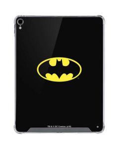Batman Official Logo iPad Pro 12.9in (2018-19) Clear Case