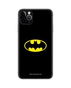 Batman Official Logo iPhone 11 Pro Max Skin