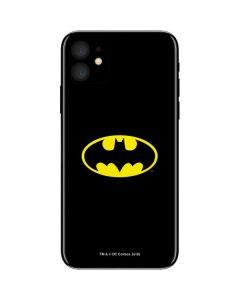 Batman Official Logo iPhone 11 Skin