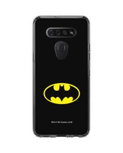 Batman Official Logo LG K51/Q51 Clear Case