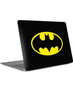 Batman Official Logo Apple MacBook Air Skin