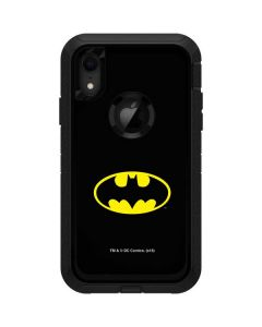 Batman Official Logo Otterbox Defender iPhone Skin