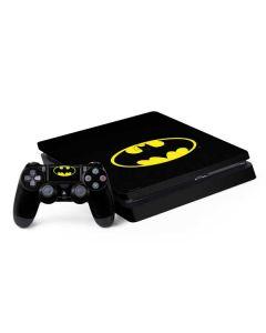 Batman Official Logo PS4 Slim Bundle Skin