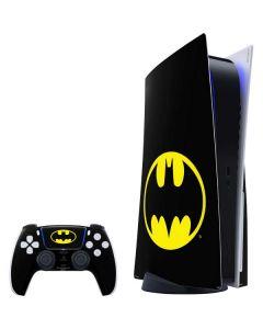 Batman Official Logo PS5 Bundle Skin
