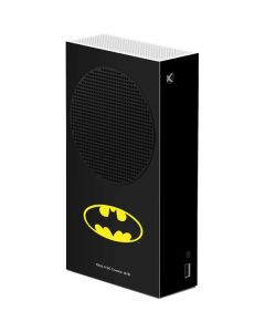 Batman Official Logo Xbox Series S Console Skin