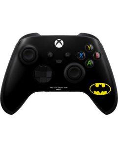 Batman Official Logo Xbox Series X Controller Skin
