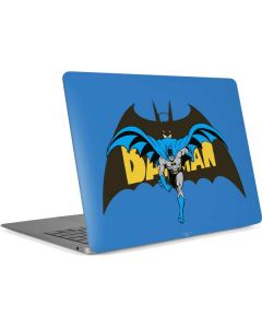 Batman Vintage Apple MacBook Air Skin