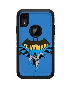 Batman Vintage Otterbox Defender iPhone Skin