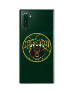 Baylor Bears Basketball Galaxy Note 10 Skin