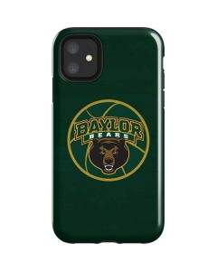 Baylor Bears Basketball iPhone 11 Impact Case