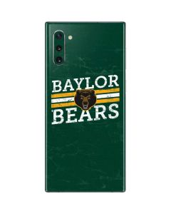 Baylor Bears Bold Galaxy Note 10 Skin