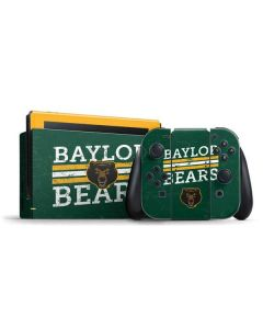 Baylor Bears Bold Nintendo Switch Bundle Skin