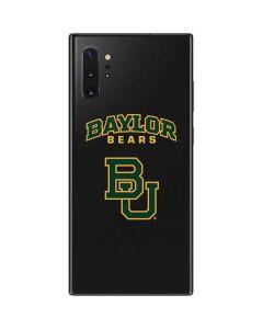 Baylor Bears BU Galaxy Note 10 Plus Skin