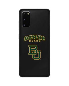 Baylor Bears BU Galaxy S20 Skin