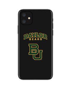 Baylor Bears BU iPhone 11 Skin